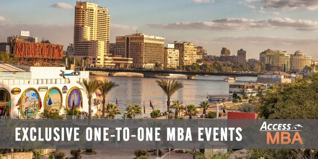 One-to-One MBA event in Cairo